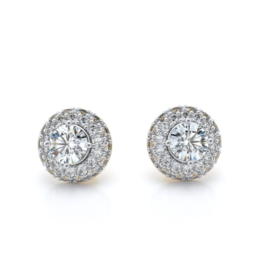 The Circular Grace Earrings