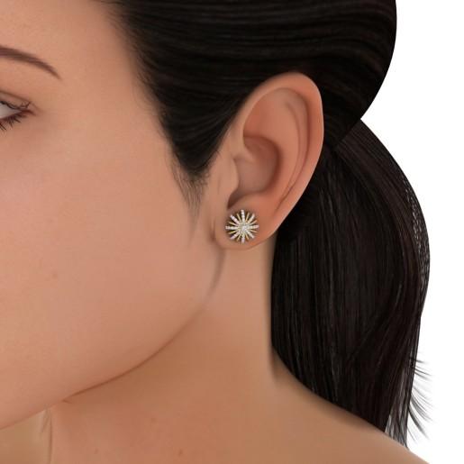 The Vesta Earrings