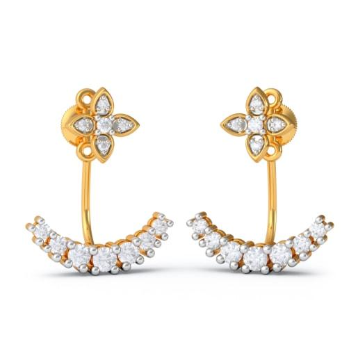 The Rangras Front Back Earrings