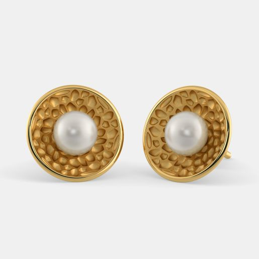 The Pistis Stud Earrings
