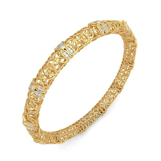 The Manasa Lattice Bangle