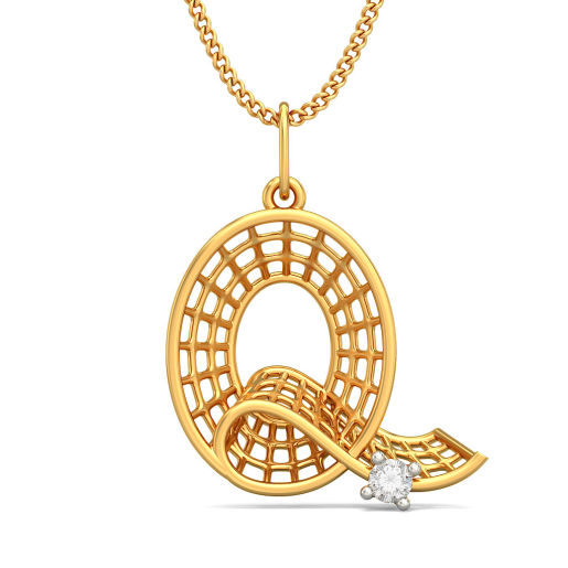 The Quirky Q Pendant