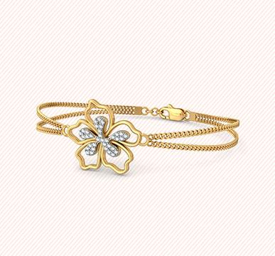 The Caressing Flora Bracelet
