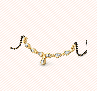The Prithika Mangalsutra