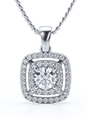 Buy Solitaire Pendants